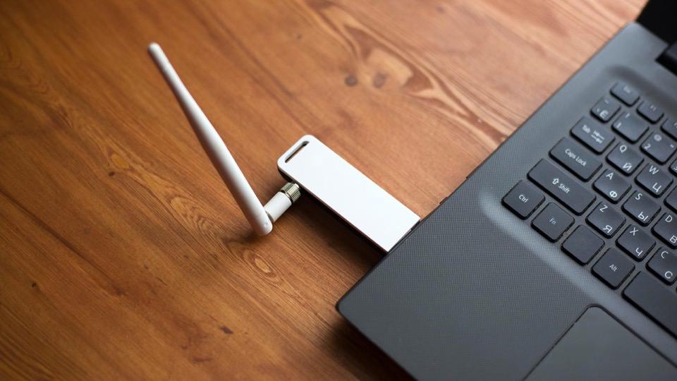 A usb wifi modem